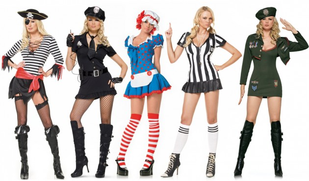 great its sexy halloween costume time - Halloween Costume Idea Women